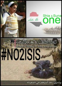 No To ISIS 1