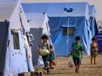 Irak, Negara Penuh Pengungsi