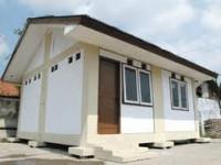 Rumah dengan teknologi Risha
