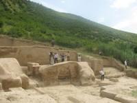 Sisa tembok besar, foto: Syarief
