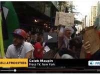 Demo Warga AS, Kutuk Serangan Israel atas Palestina