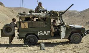 afghanistan isaf