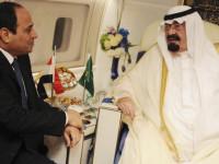 Raja Saudi Bertemu Al Sisi di Kairo