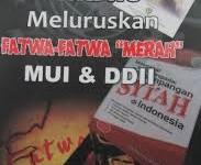 Kyai NU Meluruskan Fatwa-Fatwa Merah MUI dan DDII