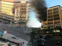 Teroris Asal Saudi Ledakkan Diri di Kamar Hotel Beirut