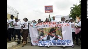 demo nigeria