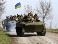 181 Tewas Dalam Operasi Militer di Ukraina Timur
