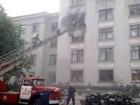 Pesawat Tempur Ukraina Bom Markas Militan Separatis