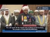 Seruan Ulama Sunni di Basra: Lawan Teroris Takfiri