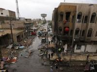 Perang Berkecamuk di Mosul, Ribuan Penduduk Mengungsi
