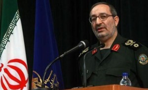 iran brigjen masoud jazayeri