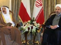 Terima Kunjungan Emir Kuwait, Presiden Iran Serukan Kerjasama Melawan Radikalisme