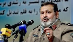 رئيس الاركان الايرانية: لن نرسل قوات للعراق ولن نتعاون مع اميركا