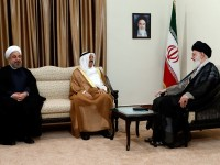 Ditemui Emir Kuwait, Ayatullah Khamenei Ingatkan Bahaya Kaum Takfiri