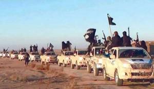"""مسلحو """"داعش"""" يسيطرون على مبنى محافظة نينوى"""