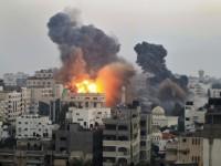 Serangan Udara Israel Ciderai Enam Warga Palestina