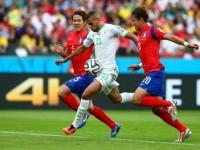 Korea Selatan Ditekuk Aljazair 2-4