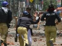 Bentrok Polisi dan Pendukung Politisi di Lahore Tewaskan 8 Orang
