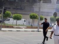Bom Meledak Dekat Istana Presiden Mesir, Dua Perwira Polisi tewas