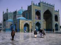 Jejak Soekarno di Masjid Biru St. Petersburg