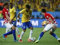 Brasil Bungkam Kroasia 3-1