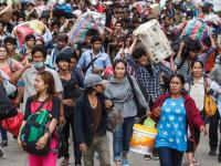 Ribuan Warga Kamboja Melarikan Diri dari Thailand