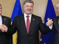 Ukraina Tandatangani Perjanjian dengan Uni Eropa, Rusia Berang