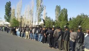 تمديد فترة الاقتراع بسوريا 5 ساعات بسبب كثافة الحضور+صور