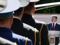Presiden Ukraina Tawarkan Gencatan Senjata