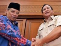 Prabowo Bongkar Rahasia Tentang KH. Said Qil Siradj