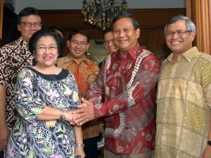 Foto kenangan Mega- Prabowo, sumber : kaskus