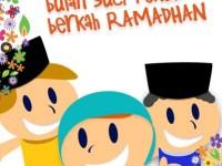 Hikmah Ramadhan (1) : Merajut Kemuliaan Bulan Ramadhan