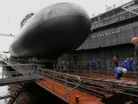 Rusia Luncurkan Kapal Selam Canggih untuk Armada Laut Hitam