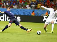 Juara Bertahan Spanyol Tumbang 1-5