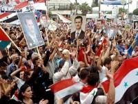 Kemenangan Bashar, Kegembiraan Rakyat, dan Kemunafikan Barat