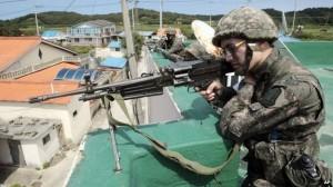 tentara korea
