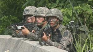 tentara korsel
