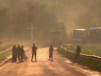 Militer dan Pemberontak Ukraina Saling Bertukar Mayat