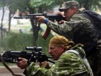 Pertempuran Sengit Kembali Terjadi di Ukraina Timur