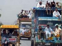 Hindari Serangan Militer, Ribuan Warga Pakistan Utara Mengungsi