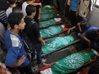 Serangan Zionis Israel Kembali Rengut Enam Jiwa di Jalur Gaza