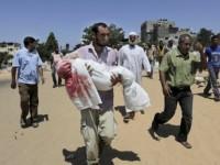 Tiga Minggu Serangan Israel, 250 Anak Palestina Gugur