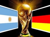 Jerman vs Argentina di Final Piala Dunia 2014