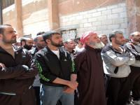 Eks Militan Menyerahkan diri di Homs dan Hasakah, foto: SANA
