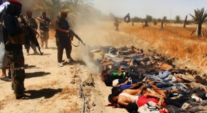 Potret kekejaman ISIS di Irak