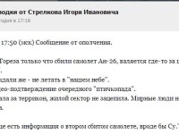 Ini Pernyataan Pemberontak Ukraina Soal Pesawat MH17