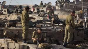Israel trop