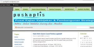 Website Puskaptis