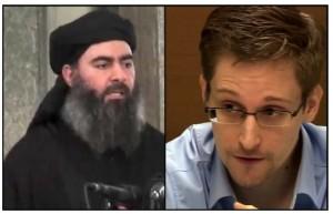 Snowden Mossad