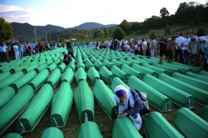 Srebrenica Genocide Memorial 10 July 2010 (5)